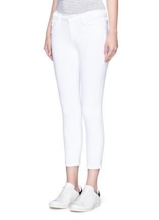 Front View - Click To Enlarge - J BRAND - 'Capri' cropped skinny jeans