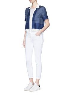 J Brand 'Capri' cropped skinny jeans
