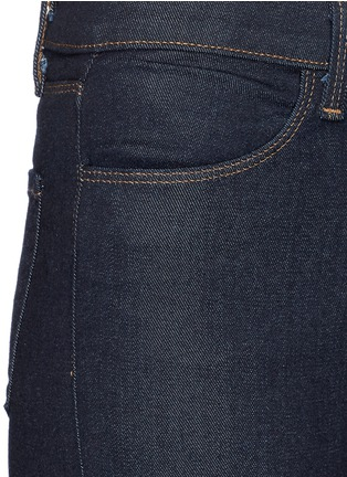 Detail View - Click To Enlarge - J Brand - 'Maria' high rise skinny jeans