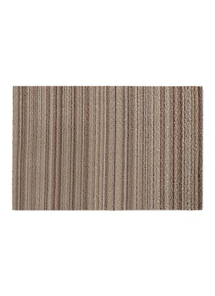 Main View - Click To Enlarge - CHILEWICH - Shag Skinny Stripe door mat