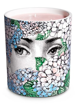 Main View - Click To Enlarge - Fornasetti - Ortensia large scented candle