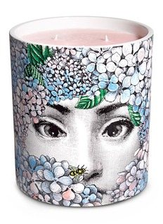 Fornasetti Ortensia large scented candle