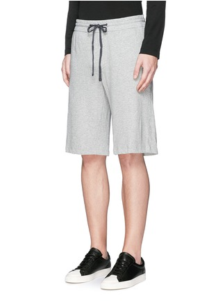 Front View - Click To Enlarge - James Perse - Vintage fleece shorts