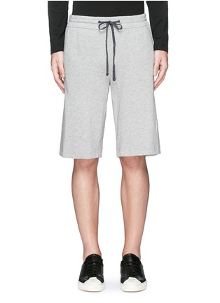Main View - Click To Enlarge - James Perse - Vintage fleece shorts