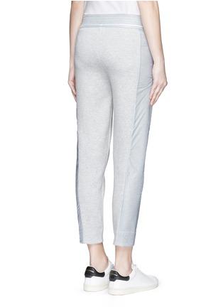 Back View - Click To Enlarge - Nike - 'Tech Fleece Splatter' sweatpants
