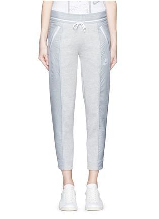 Main View - Click To Enlarge - Nike - 'Tech Fleece Splatter' sweatpants