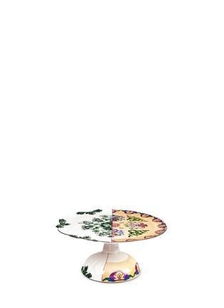 Main View - Click To Enlarge - SELETTI - Hybrid Raissa cake stand