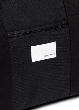 Detail View - Click To Enlarge - NANAMICA - Canvas duffle backpack