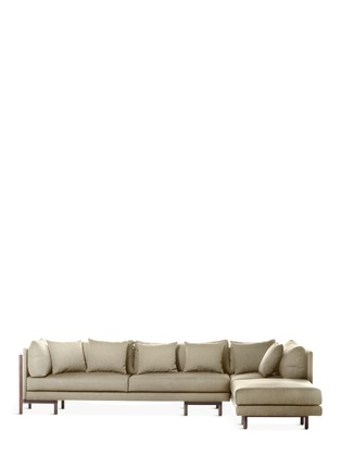 Main View - Click To Enlarge - De La Espada: Neri&Hu - Frame corner unit sofa