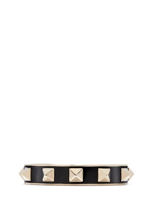 Main View - Click To Enlarge - Valentino - 'Rockstud' enamel cuff