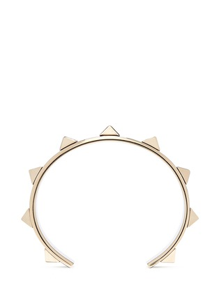 Figure View - Click To Enlarge - Valentino - 'Rockstud' enamel cuff