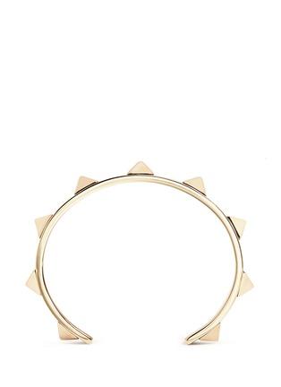 Figure View - Click To Enlarge - Valentino - 'Rockstud' enamel cuff