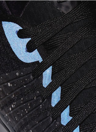 Detail View - Click To Enlarge - Nike - 'Free Hypervenom 2 FC' mesh sneakers