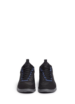 Figure View - Click To Enlarge - Nike - 'Free Hypervenom 2 FC' mesh sneakers