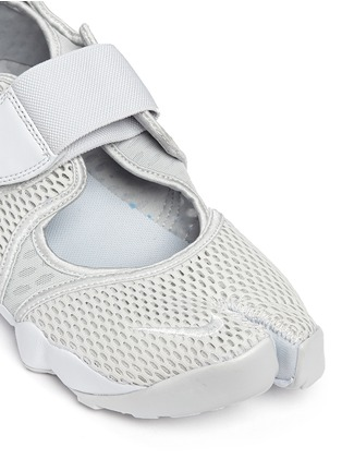 Detail View - Click To Enlarge - NIKE - 'Air Rift BR' running sneakers