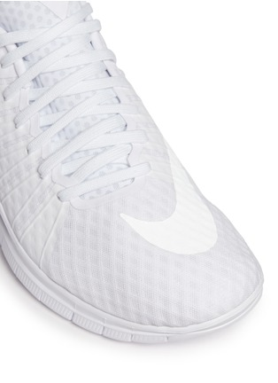 Detail View - Click To Enlarge - NIKE - 'Free Hypervenom 2' mesh sneakers