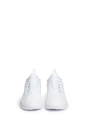 Front View - Click To Enlarge - NIKE - 'Free Hypervenom 2' mesh sneakers