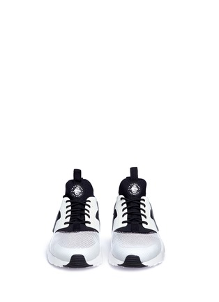 Front View - Click To Enlarge - Nike - 'Air Huarache Ultra' colourblock sneakers