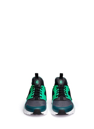 Front View - Click To Enlarge - Nike - 'Air Huarache Run Ultra' combo sneakers
