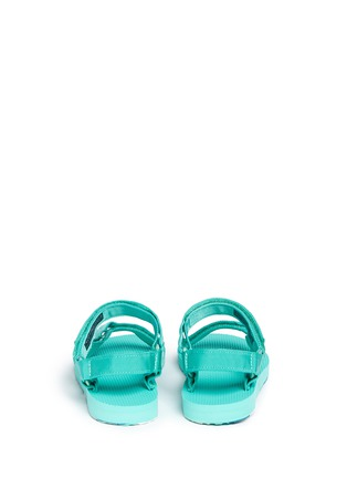 Back View - Click To Enlarge - Teva - 'Original Universal Marbled' sandals
