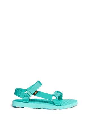 Main View - Click To Enlarge - Teva - 'Original Universal Marbled' sandals