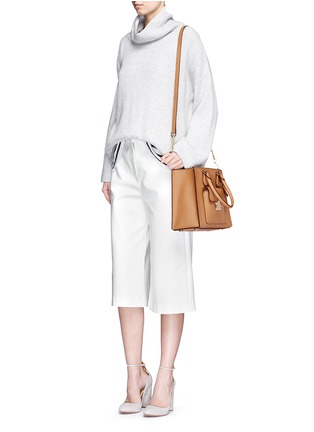 - Michael Kors - 'Bridgette' medium saffiano leather tote