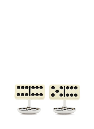Main View - Click To Enlarge - PAUL SMITH - 'Domino' cufflinks