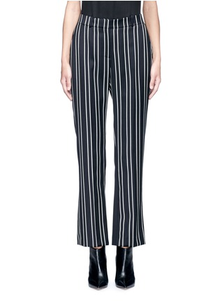 Main View - Click To Enlarge - GIVENCHY - Stripe wool suiting pants