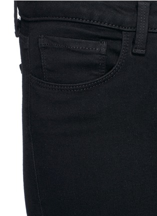 Detail View - Click To Enlarge - L'Agence - 'The Bridgette' skinny pants