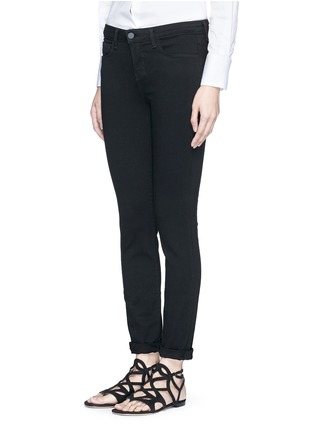 Front View - Click To Enlarge - L'Agence - 'The Bridgette' skinny pants