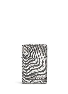 DAVID YURMAN Iron Wood butane lighter