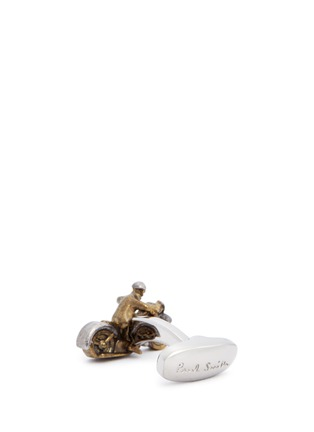Detail View - Click To Enlarge - Paul Smith - Motorcyclist cufflinks