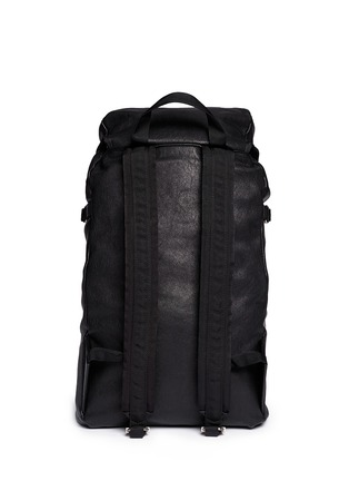 Back View - Click To Enlarge - Marni - Nappa leather backpack