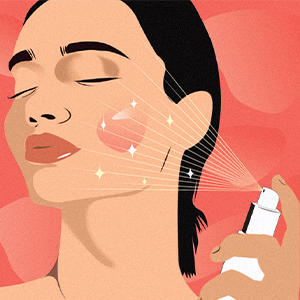 The lowdown on facial mists