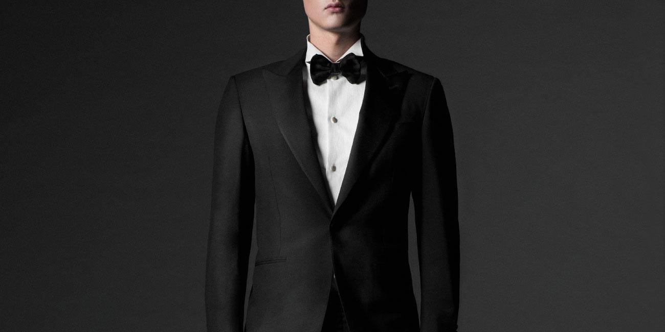 Dress Code Black Tie Lane Crawford