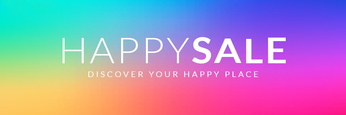 ss19 Happy Sale