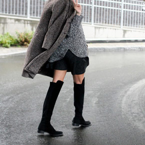 2af80e1e5da For a chance to win a pair of Stuart Weitzman 50 50 boots